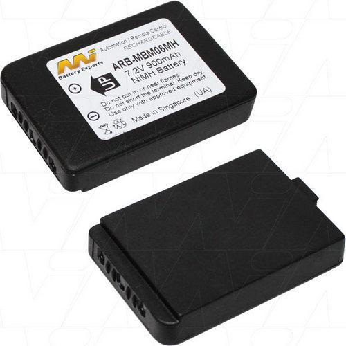MBM06MH 7.2 Volts Autec Original